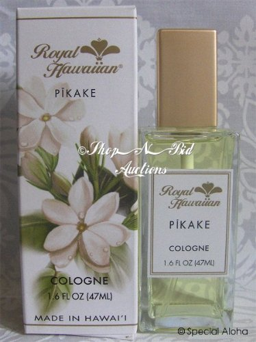 Royal Hawaiian Pikake Cologne Mist 1.6 oz (Note NEW Size 1.6oz / 47ml) ()