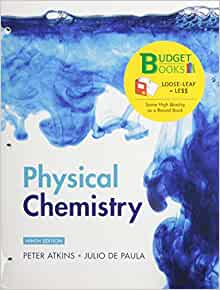 peter atkins physical chemistry pdf free download