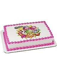 1/2 Sheet - Shopkins Birthday - Edible Cake/Cupcake Party Topper!!! coupons 2017