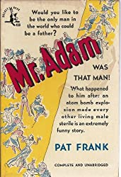 Mr. Adam by Pat Frank