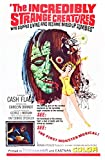 The Incredibly Strange Creatures Who Stopped Living And Became Mixed-Up Zombies!!? 1964 Movie Poster Masterprint (24 x 36)