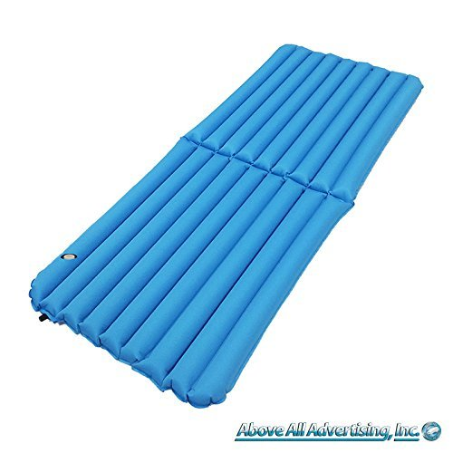 Self-inflating Sleeping Pad Ultralight Inflatable Camping Mat Lightweight Air Mattress Portable Inflatable Airbed for Backpacking Camp Hiking Traveling - 29