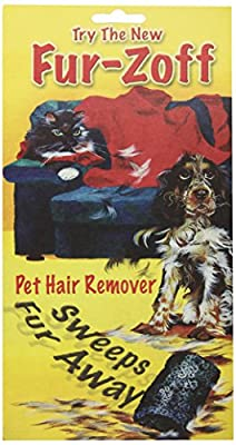 Fur-Zoff Pet Hair Remover by Lambriar Vet