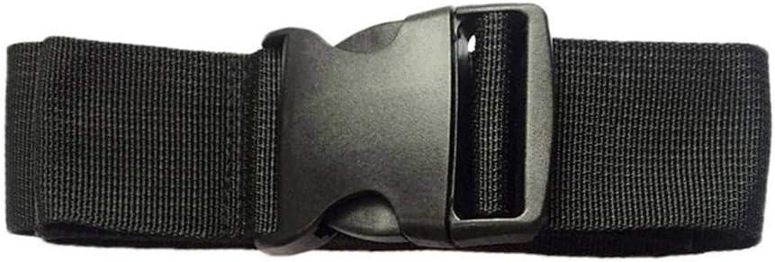 chenshaorme Herramienta del Electricista 5x150cm Bolsa adjustble Utility Pouch Resistente al desgarro Hebilla Negro Pretinas