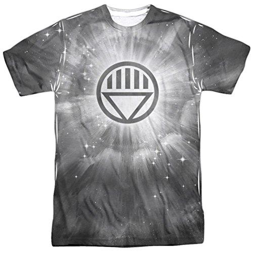 Green Lantern - Black Energy T-Shirt Size XXL