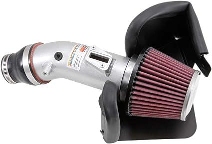 K/&N 57S-4900 Kit de Admisi/ón de Rendimiento Coche Lavable y Reutilizable