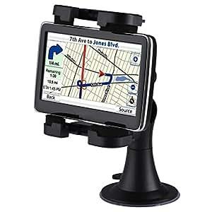Universal Soporte De Coche Parabrisas Windshield Mount Phone Holder GPS