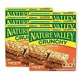 Nature Valley Granola Bars Crunchy Peanut