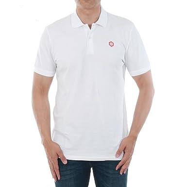 JACK   JONES Poloshirt Herren XS Kurzarm Weiß 12134806 JCOBOOSTER Polo SS03  White REG 83b60bac9e