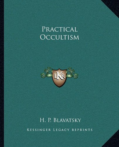 Practical Occultism pdf