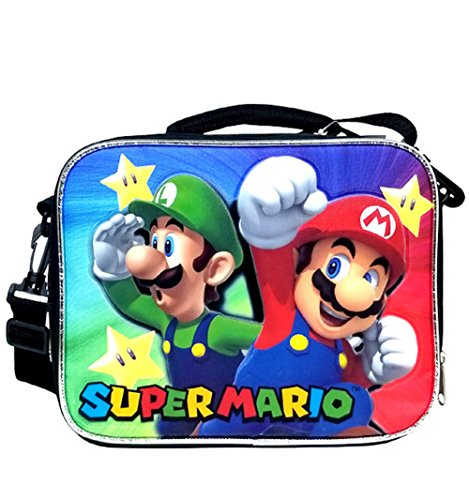 Super Mario Lunch #NN39385 by Super Marion Brothers