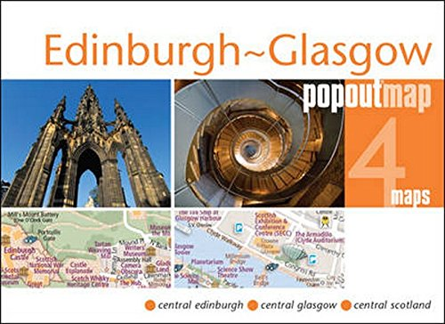 Glasgow Tourist Map