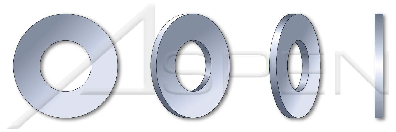 1500 pcs M12 Zinc Plated Standard Flat Washers DIN 125 Type A//ISO 7089-7090 Metric Steel