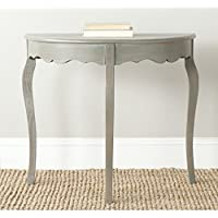 Safavieh American Homes Collection Aggie French Grey Console Table