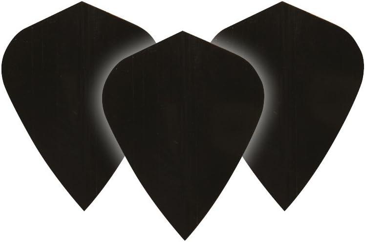 Nylon 3 Sets BLACK Kite Dart Flights Free Shipping 9 Flights