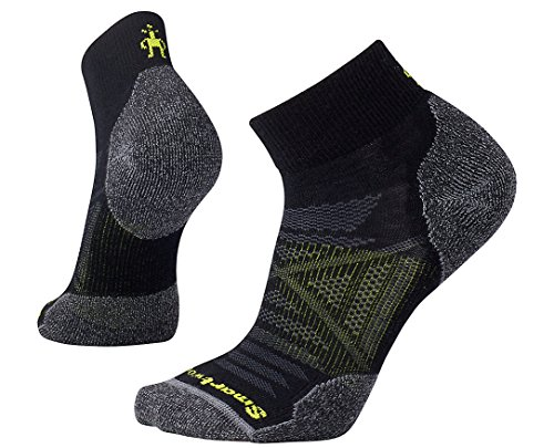 SmartWool PhD Outdoor Light Mini Socks (Black) Large