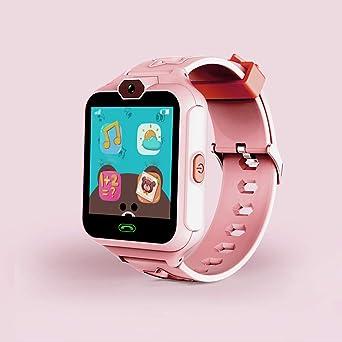 iLPM5 Watch Child SmartWatch para niños con Llamada Despertador ...