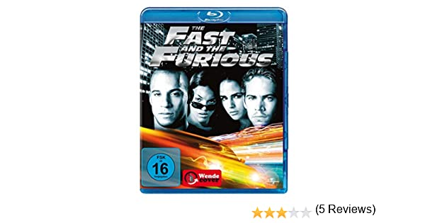 The Fast and the Furious [Alemania] [Blu-ray]: Amazon.es: Ted Levine, Paul Walker, Vin Diesel, Jordana Brewster, Chad Lindberg, Michelle Rodriguez, ...