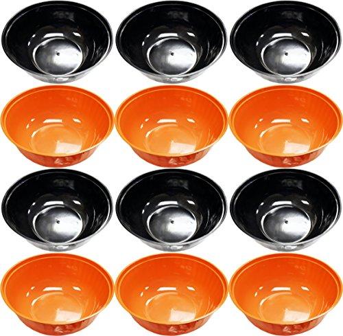 Set of 12 Halloween Serving Bowls! 12