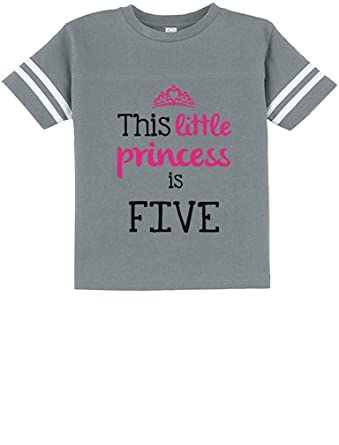 Amazoncom This Little Princess Is Five 5 Years Old Girl