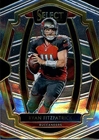 new style 6c5aa d898e Amazon.com: 2018 Select Football #131 Ryan Fitzpatrick Tampa ...