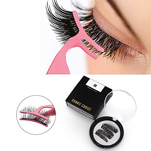 BONNIE CHOICE Triple 3 Magnetic False Eyelashes