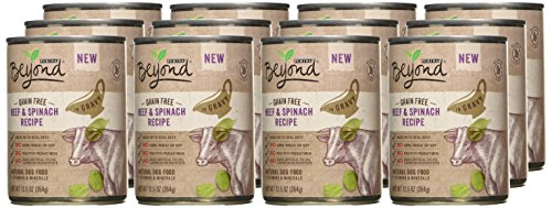 Purina-Beyond-Wet-Dog-Food-Grain-Free-Beef-Spinach-Recipe-125-Ounce-Can-Pack-of-12