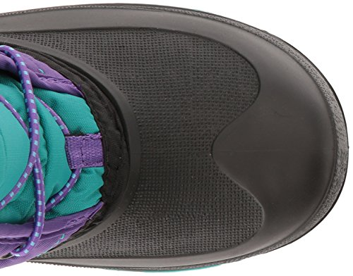 Pictures of Kamik Girls' Cady Snow Boot Purple/Teal NK4701S Purple/Teal 2