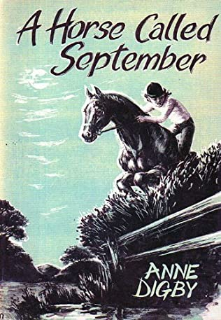 book cover of A Horse Called September