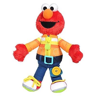 Playskool Sesame Street Ready to Dress Elmo