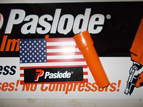 NEW Paslode Part # 902550 MINI Cell Adaptor Obsolete Yellow Fuel Cell Finish Nailer