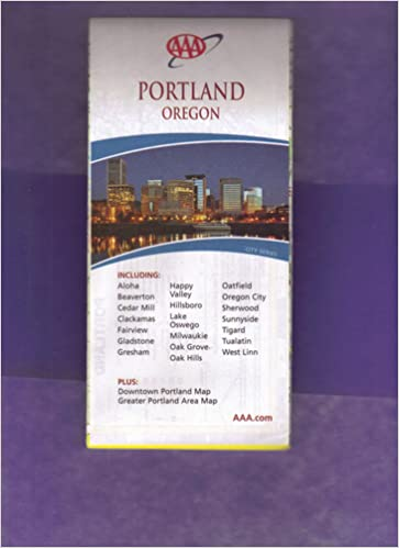 Portland, Oregon Map (City Maps-USA): 9780528967399: Amazon.com: Books