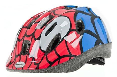 Raleigh Mystery Spiderman Boys Cycle Helmet RRP £19.99
