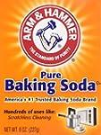 Arm & Hammer Pure Baking Soda, 8 Ounc...