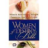Women of Destiny Bible: Women Mentoring Women Through the Scriptures (New King James Version) by Thomas Nelson (1999-12-10)