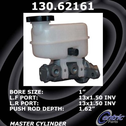Centric Brake Master Cylinder 130.62161