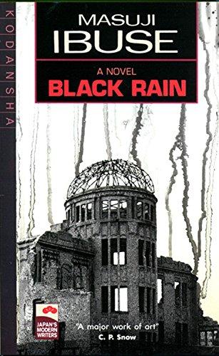 Black Rain (Japan's Modern Writers) [Masuji Ibuse] (Tapa Blanda)