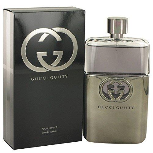 Gúcci Gúilty Eau De Toilette Spray 5oz(150ml) Cologne for - Gucci Men For New