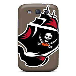 Flexible Tpu Back Case Cover For Galaxy S3 - Tampa Bay Buccaneers