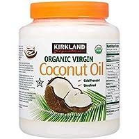 Kirkland Signature Organic Virgin Coconut Oil, 2.28kg