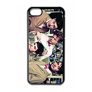 (PGOP) iPhone 5c Cell Phone Case Covers Black Mumford & Sons