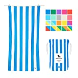 Dock & Bay Lightweight Beach Towel for Travel