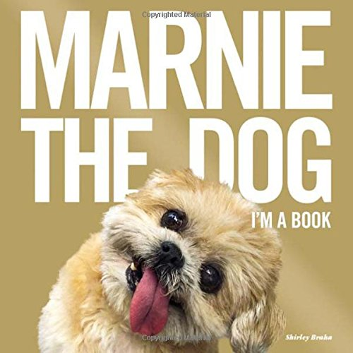 Marnie the Dog: I'm a Book cover