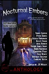 Nocturnal Embers: a Supernatural / Dark Fantasy Anthology