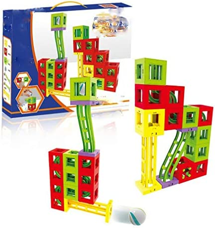 40 Stücke Große Magnetische Bausteine Kinderspielzeug Erleuchten Puzzles Spiel