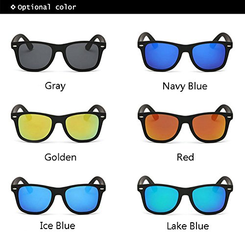de Lunettes polarisées lunettes Bleue UV400 hommes et soleil rétro Glace Huateng femmes soleil de vawzqvAd