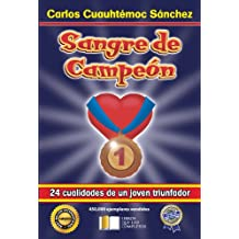 Sangre de campeón (Sangre de Campeon nº 1) (Spanish Edition)