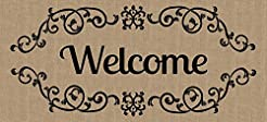 Evergreen Welcome Scroll Sassafras Switc...