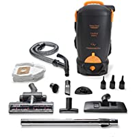 GV 8 Qt Quart Cordless Battery Powered Powerful HEPA Backpack Back Pack Vacuum Loaded w 2 yr warranty Lithium Ion go cord free