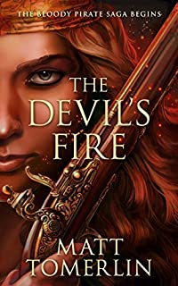 The Devil's Fire by Matt Tomerlin ebook deal